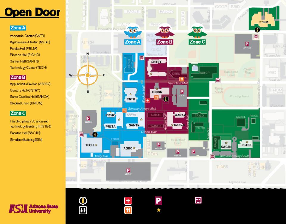 ASU Open Door @ Polytechnic campus